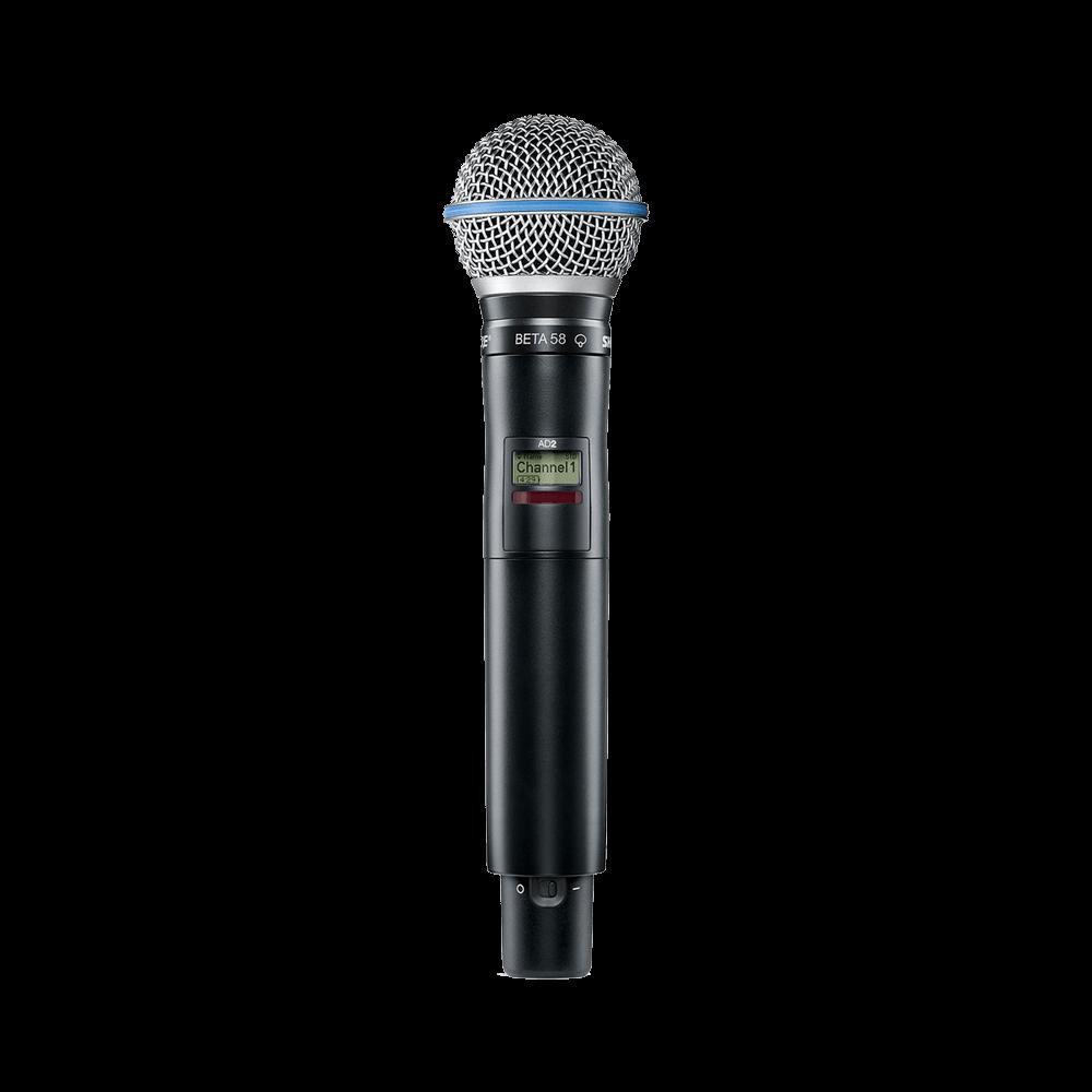 AD2 B58 Wireless Microphone