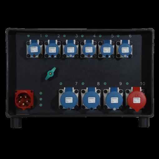 32a 3phase Power Pro Distro